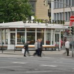 Wartesälchen - Koblenzer Baudenkmal der 50er Jahre