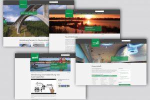 Die Internetseite www.heidelbercement.de hat seit Oktober ein neues Design. Die neue Website von HeidelbergCement Deutschland bietet einen hohen Wiedererkennungswert des Heidelberger Corporate Designs bei gleichzeitig erweitertem Informationsangebot und o