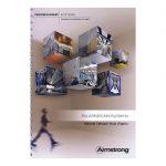 Die Titelseite des neuen Hauptkataloges von Armstrong Deckensysteme