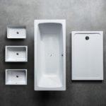 Baddesign hochwertige Waschtische von Kaldewei Serie Cayona