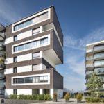 Haus-in-Haus Konzept Parkside, Ströher