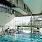 Umbau und Erweiterung des städtischen Schwimmbads Kibitzenau
