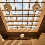 LAMILUX Tageslichtsysteme erfüllen auch die hohen energetischen Anforde-rungen des Passivhaus-Standards, wie hier in einem Kindergarten in Harheim bei Frankfurt.