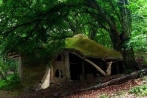 Wohnen wie die Hobbits