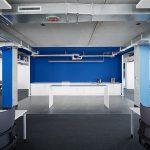 Offene Serviceküche im Open Space
