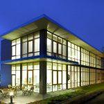 RICON® Verbindungssystem – spielt tragende Rolle bei Holz-Glas-Fassaden