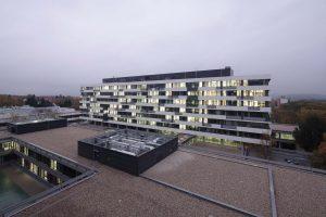 IC Gebäude der Ruhr-Universität Bochum © Gerber Architekten