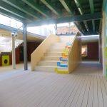 Kindgerechtes Treppenhaus