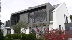 Umbau eines Einfamilienwohnhauses