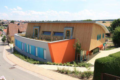 Plus-Energie-Kindergarten