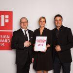 Fühlbar inspiriert: Interface mit iF DESIGN AWARD ausgezeichnet