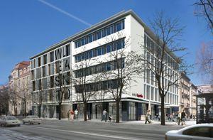 'WESTLAND' Revitalisierung einer innerstädtischen Blockrandbebauung am Feuersee in Stuttgart-West
