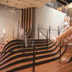 Longchamp in New York: Unverwechselbares Kunstobjekt in Orange