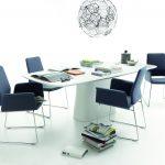 Fino Stühle, Conic Tisch