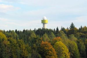 Wetterradarturm Memmingen