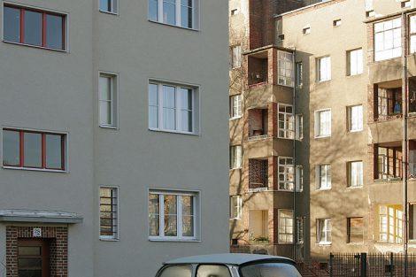 Wohnanlage in Berlin-Pankow