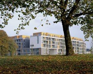 Wohnbebauung GrugaCarree in Essen