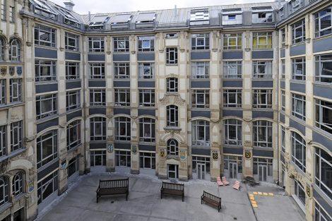 Alles, was recht ist - Umbau eines denkmalgeschützten Büro- und Geschäftshauses