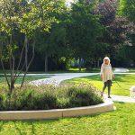 Neuer Boulevard und Umgestaltung des Harry-Bresslau-Parks