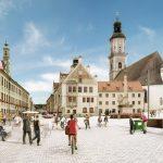 Neugestaltung von Hauptstraße und Stadteingängen, Freising