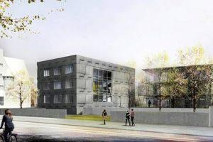 Grundsteinlegung: Max-Planck-Institut für ethnologische Forschung Halle (Saale)