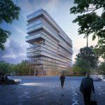 """""""die developer"""" und HPP Architekten bauen für L'Oréal Deutschland in Düsseldorf"""