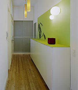 Wohnungsumbau / Karlsruhe