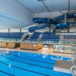 Ein professioneller Sprungturm lässt die Herzen von Profischwimmern sowie sportlich ambitionierten Besuchern höher schlagen.