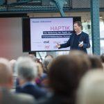 150 Architekten und Innenarchitekten kamen zu der Veranstaltung von md in Kooperation mit raumprobe