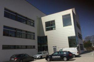 Laborgebäude für die Ernst-Moritz-Arndt-Universität