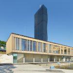Die Copa Cagrana – an der Neuen Donau bei Stromkilometer 12,5 gelegen