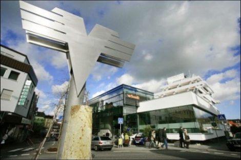 vr bank Untertaunue eG, Idstein