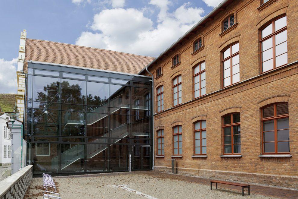 Domschule Güstrow: Bildungs- Und Forschungsstätten Domschule Güstrow