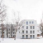 G13 – Umbau Wohnhäuser Gallgasse: Licht, Luft und Grün