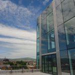 Grandiose Aussicht über Belfast.