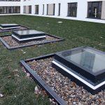 Sicherheit im Brandfall und Tageslicht bei höchster Energieeffizienz