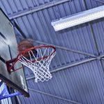 Treffer: Die neue Sporthallenbeleuchtung überzeugt auf ganzer Linie.