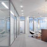 HORIZONTE: architektonisch ansprechende Konstruktion sorgt für Transparenz und Helligkeit.