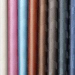 Die beeindruckende Oberfläche von skai® Tolaris EN erzeugt eine verblüffende Dreidimensionalität. Ein Effekt, der gleichermaßen verzaubert wie fasziniert. Die außergewöhnliche Farbpalette enthält die aktuellen Trendfarben.