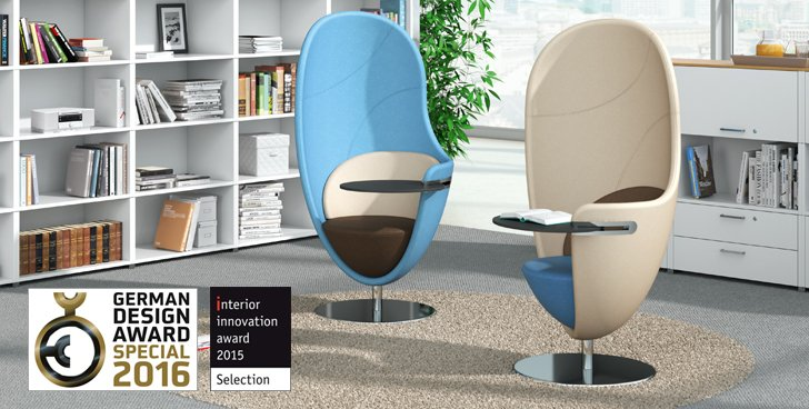 NET.WORK.PLACE Lounge-Chair