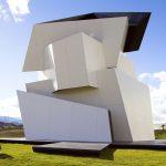 Beyond the wall von Daniel Libeskind an Cosentinos Headquarter im spanischen Cantoria_1