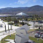 Beyond the wall von Daniel Libeskind an Cosentinos Headquarter im spanischen Cantoria_2