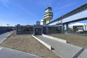 Flughafen Berlin Brandenburg TXL, Baggege Service Center