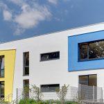 Errichtung einer Kindertagesstätte mit Familienzentrum