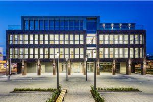 Mecklenburgische Versicherung weiht Neubau in  Hannover ein