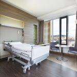 Privatpatientenzimmer, Rems-Murr-Klinik