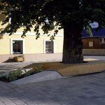 Dorfplatz Zweinitz