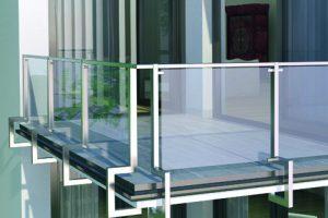 Modern und zeitlos: Anthrazit ist gerade bei sehr designorientierten Bauherren beliebt. Deshalb bietet Gutjahr ab sofort alle Randprofile, Balkonrinnen und Fallrohre für die regelgerechte Balkonentwässerung auch in der Trendfarbe Anthrazitmetallic (DB 703