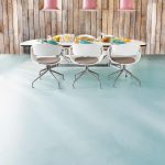 """""""Retro Pastels"""" entspricht dem Trend nach sanften Tönen und einem warmen Wohlfühl-Ambiente. Ideal ist die Kombination zu Holzinterieurs, bevorzugt in Used-Optik."""