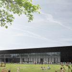 Erster Spatenstich für Schwimmbad Neustadt am Rübenberge  wird gelegt